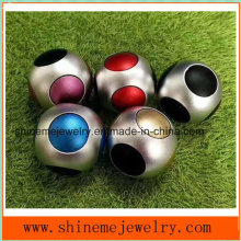 Heißer Verkauf neuer Entwurfs-Freigabe-Druck-Fuß-Ball-Zapfen-Spinner-Handspinner (SMHF099)