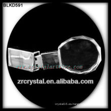 disco flash USB en blanco para grabado con láser