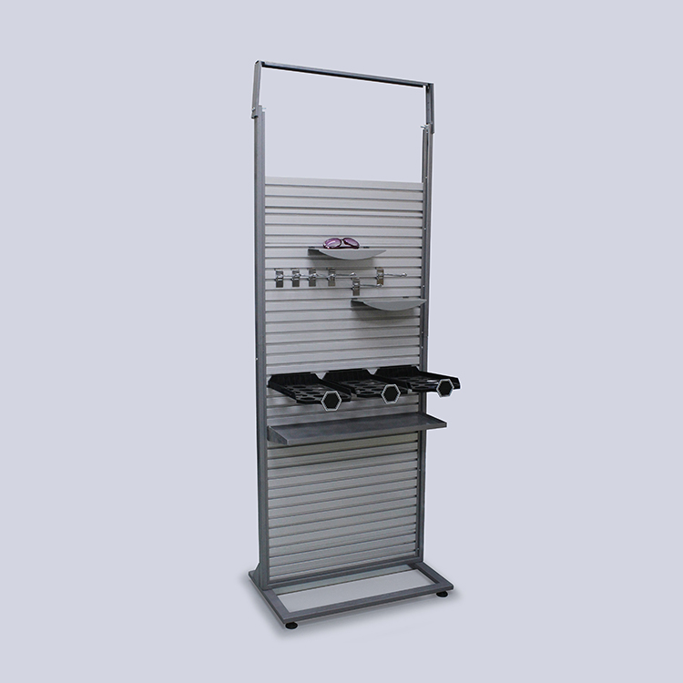 Custom Size Retail Metal Frame Display Case