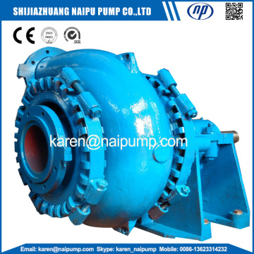 8/6 EG Cutter Suction Dredger Gravel Pumps