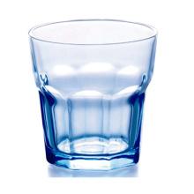 200ml Verre en verre coloré Verrerie en verre à boire
