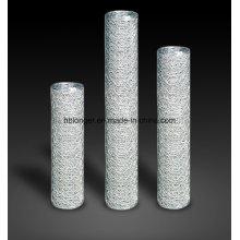 Acoplamiento de alambre Hexagonal galvanizado sumergido caliente