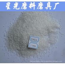 De Buena Calidad Alumina fundida blanca para abrasivos y chorro de arena