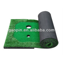 2015 NUEVO producto golf putting green y golf putter