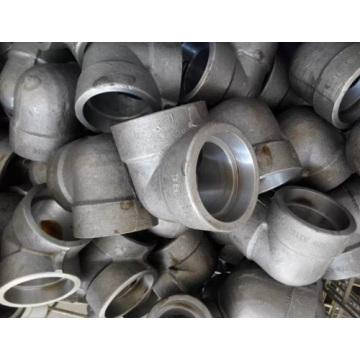 Raccords de tuyaux en acier ASTM A234 WP5