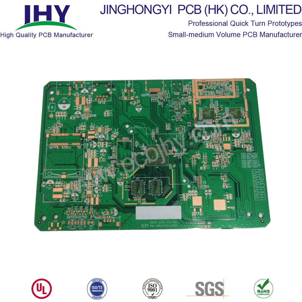 Multilayer Impedance Control PCB