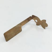 Contatos de usinagem de cobre de berílio