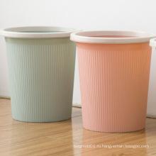 Фабрика прямых продаж Спальня корзина для мусора плесень с пластиковой корзиной для мусора
