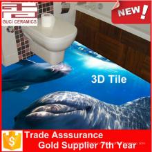 дешевые море стекла ванной плитка 3D керамическая плитка для ванной плитка конструкций