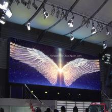 Grandes displays de painel de LED