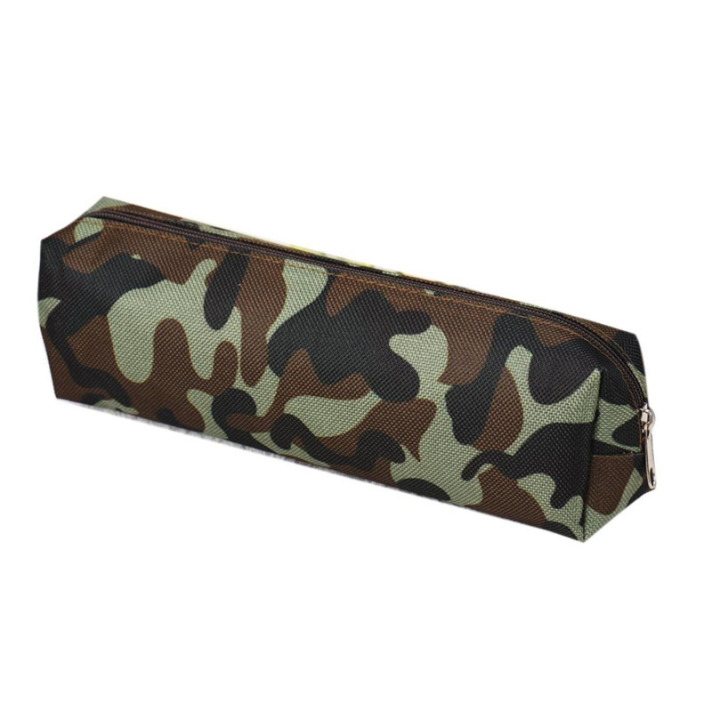 Camouflage Pen Bag Pencil Case