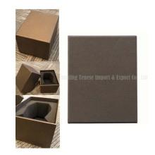 Caixa de presente de embalagem feita à mão customizada dobrável