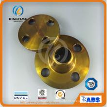 Bridas de acero forjado de soldadura con cuello de acero 150lbs (KT0344)
