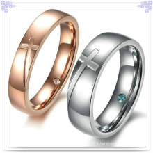 Fashion Lover Rings Stainless Steel Jewelry Finger Ring (SR570)