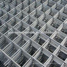 Panel de malla de acero reforzado de hormigón acanalado en frío