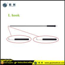 Laparoskopische Koagulation L Haken Elektrode