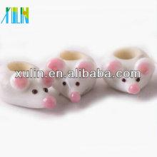 Hot animal chamilia murano contas encantos contas fit beads pulseiras DIY