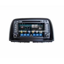 Reproductor de DVD Kaier de 8 pulgadas para Mazada CX- 5 2013 con GPS / WIFI incorporado