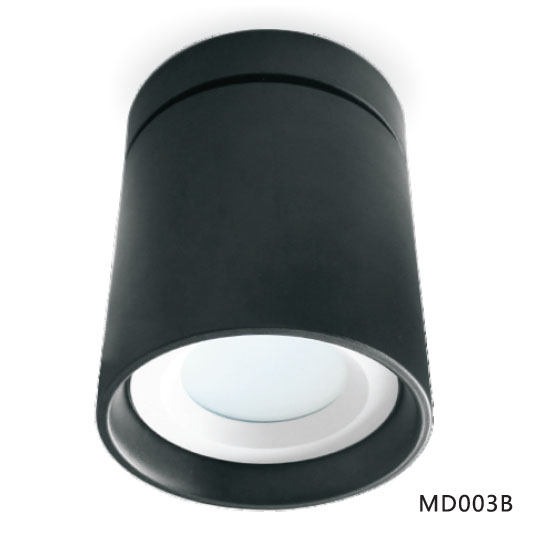 Wide Beam Dimmmable 25W LED DownlightofSurface Mounted Circular Light