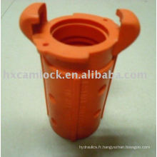Accouplements de sablage en nylon