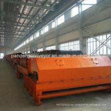 Transportador de cinta estándar ASTM / DIN / Cema / Sha / Transportador de cinta fijo / Transportador general de cinta