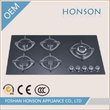 Großhandels-Art- und Weisequalitätsbrenner-Küchen-Ofen der Glasspitzen-5