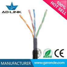 Preço barato cca Ccs cc utp / ftp / sftp cabo de LAN ao ar livre cat5