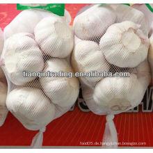 Reiner weißer Knoblauch aus China