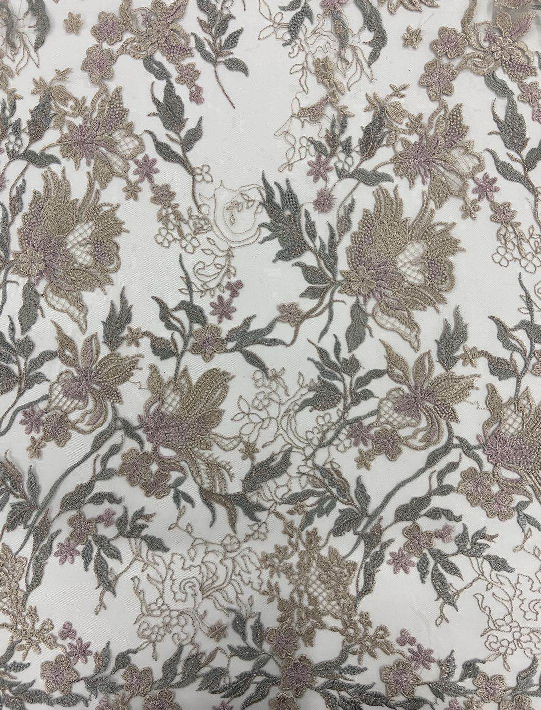 Embroidery Fabric 4