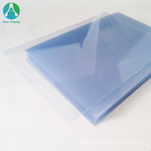 Ocan 4x8 pvc transparent sheet pvc rigid  sheet for printing