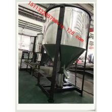 500KG Big Screw Plastic Granules Blenders