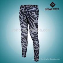 Pantalon de yoga confortable et respirant leggings de yoga fitness femmes colorées