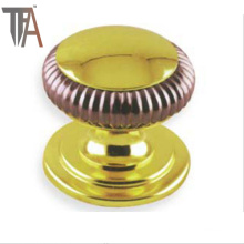 Gold Plated Door Handle Knob (TF 4021)