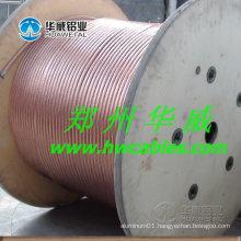 High Quality Hard drawn bare copper conductor wire