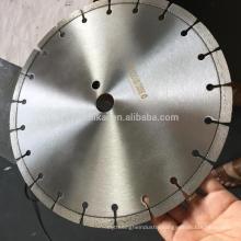 wuhan likai hubei manufacturer quick cut segmented circular diamond blade for asphalt