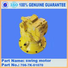 MOTEUR SWING KOMATSU PC210-6 706-75-01170