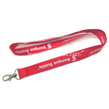 Custom Supplies Promotional Polyester Neck Lanyard