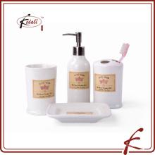 Accesorios especiales de baño de porcelana