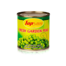 400g Canned Green Peas with Best Price