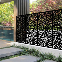 Panel Aluminium Laser Cut Panel Metal Screen