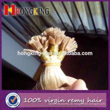 Virgin brasilianische Haarverlängerung