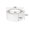 NX66 Waterproof Custom self-adhesive qr bar code label