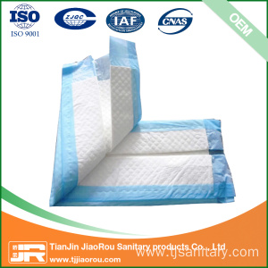 Unique style competitive underpad bed pad for hospital