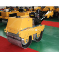Hydrostatic+Double+Drum+Walk+behind+Vibratory+Road+Roller