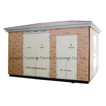 Subestación prefabricada (Subestación tipo caja) -Ybm