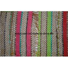 Tela impresa moda del sofá del 100% poliéster para el bolso / la ropa / el vestido