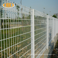 Malaysia best selling galvanized BRC triangle bending wire mesh fencing for sale