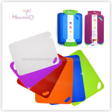 Square PP Soft Cutting Board, Colorful PP Soft Chopping Board
