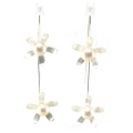Top Quality Fashion Lady Jewelry 925 Silver Pearl Earring (E6571)