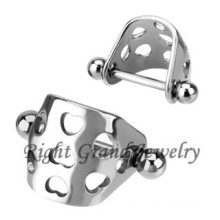 316L Surgical Stainless Steel Tragus Ear Piercing Jewelry